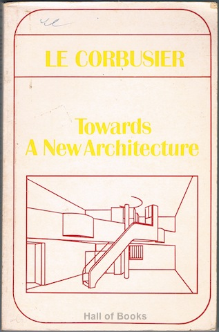 Image for Towards A New Architecture