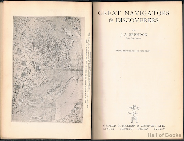 Image for Great Navigators & Discoverers