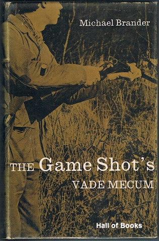 Image for The Game Shot's Vade Mecum