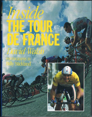 Image for Inside The Tour De France
