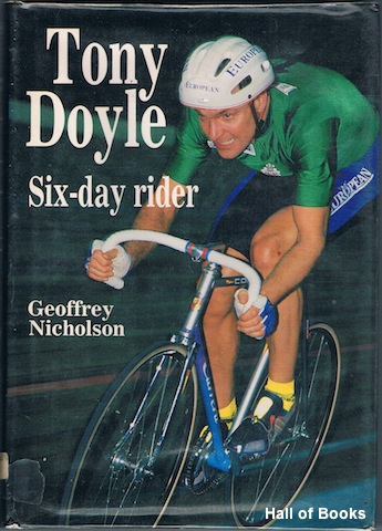 Image for Tony Doyle: Six-Day Rider