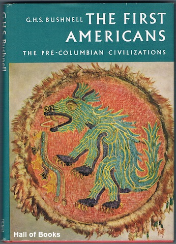 Image for The First Americans: The Pre-Columbian Civilizations