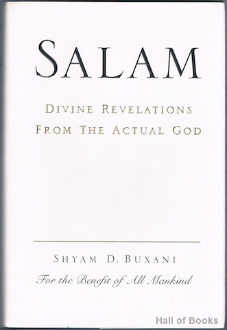 Image for Salam: Divine Revelations From The Actual God