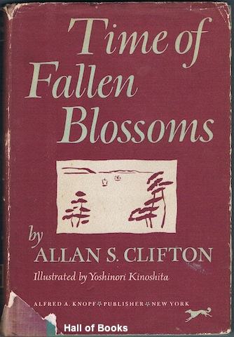Image for Time Of Fallen Blossoms
