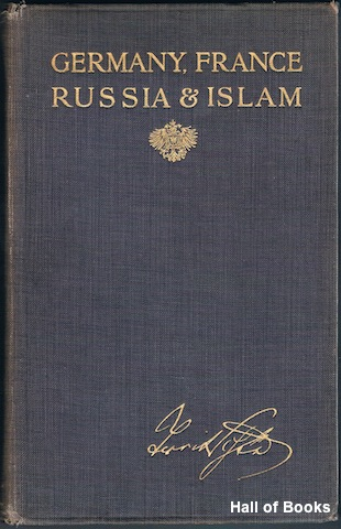"Image for ""Germany, France, Russia, & Islam"""