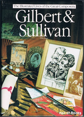 Image for Gilbert & Sullivan (Illustrated Lives Of The Great Composers)
