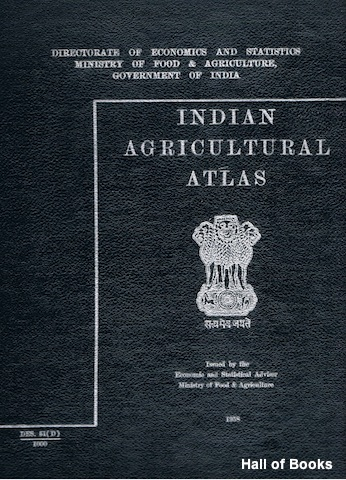 Image for Indian Agricultural Atlas