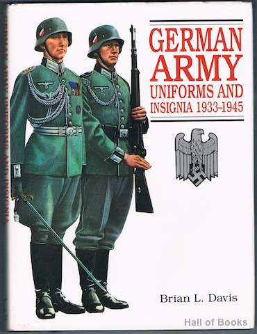 Image for German army Uniforms And Insignia 1933-1945