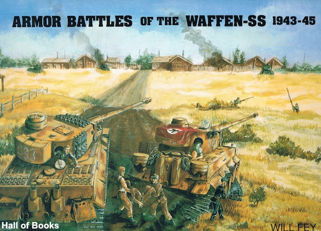 Image for Armor Battles Of The Waffen-SS 1943-45