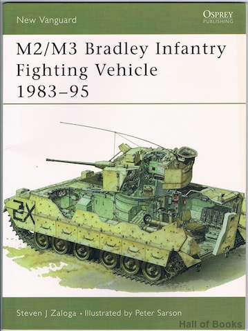 Image for M2/M3 Bradley Infantry Fighting Vehicle 1983-95