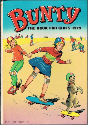 Image for Bunty: The Book For Girls 1979