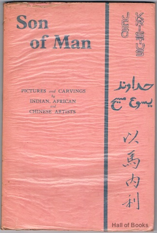 "Image for ""Son Of Man: Pictures And Carvings By Indian, African And Chinese Artists"""