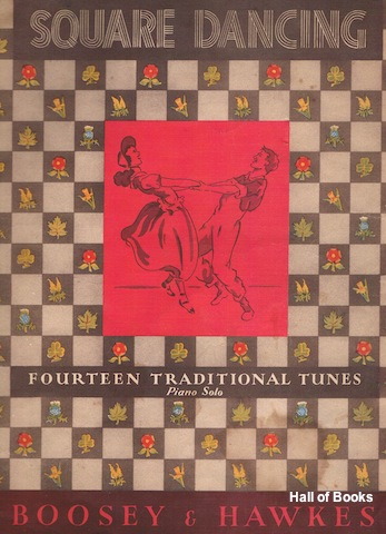 Image for Square Dancing: Fourteen Traditional Tunes