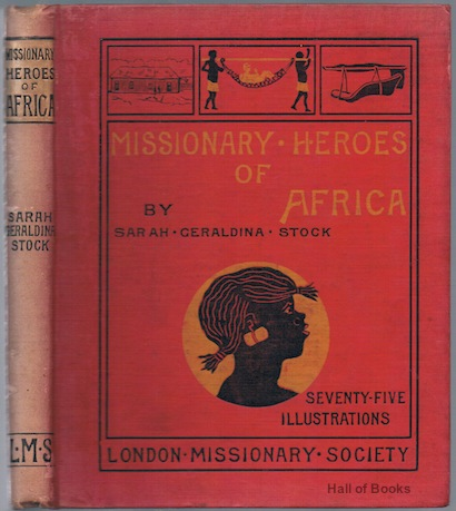 Image for Missionary Heroes Of Africa