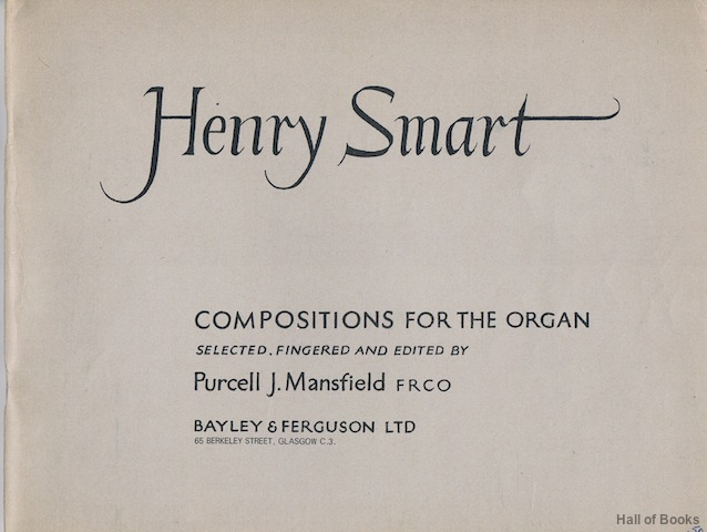 Image for Compositions For The Organ