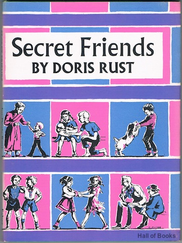 Image for Secret Friends (signed)