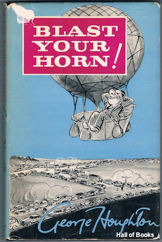 Image for Blast Your Horn! A light-hearted toot-toot from a non-motorist
