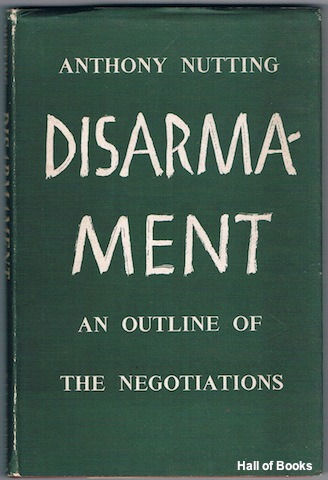 Image for Disarmament: An Outline Of The Negotiations