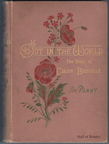 Image for Out In The World: The Story Of Claire Benedict