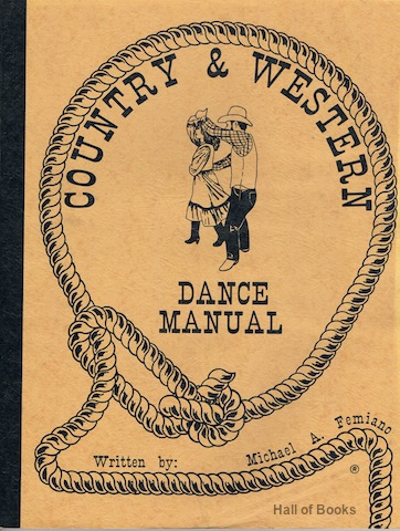 Image for Country And Western Dance Manual