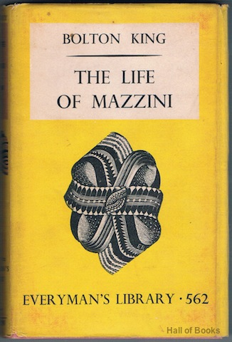 Image for The Life Of Mazzini