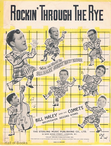 "Image for ""Rockin' Through The Rye, recorded by bill Haley And His Comets"""