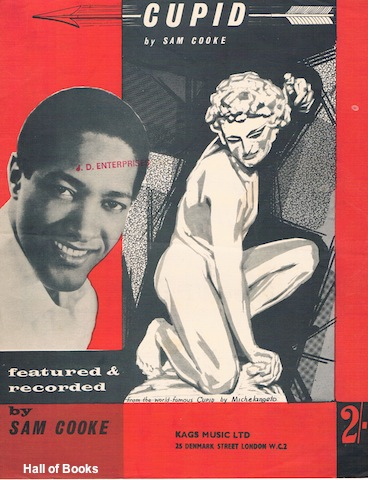 "Image for ""Cupid, Featured & Recorded By Sam Cooke"""