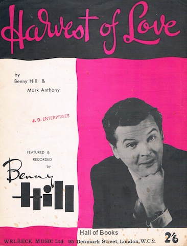 "Image for ""Harvest Of Love, recorded by Benny Hill"""