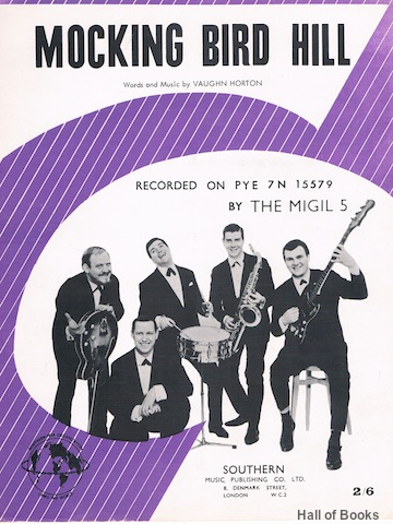"Image for ""Mocking Bird Hill, recorded by The Migil 5"""