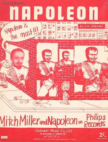 "Image for ""Napoleon, recorded by Mitch Miller and Napoleon"""