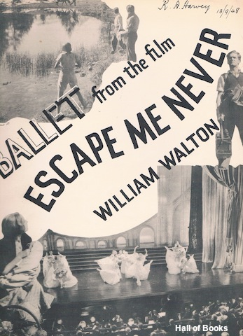 Image for Ballet From The Film: Escape Me Never