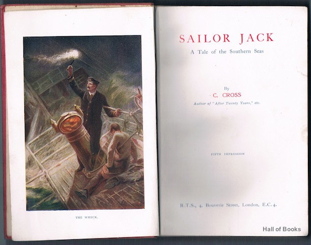 Image for Sailor Jack: A Tale Of The Southern Sea