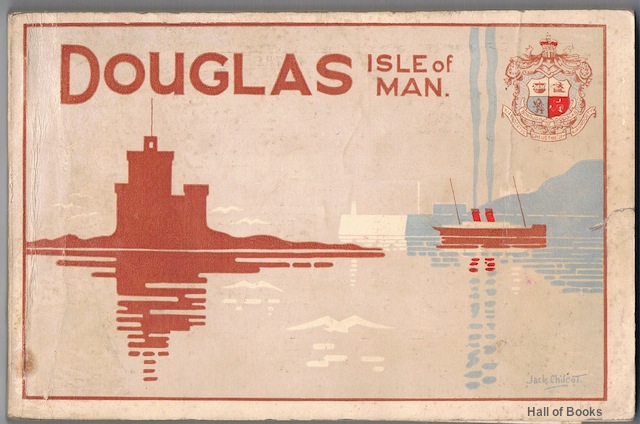 "Image for ""Official Guide To Douglas, Isle Of Man"""