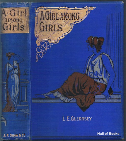 Image for A Girl Among Girls