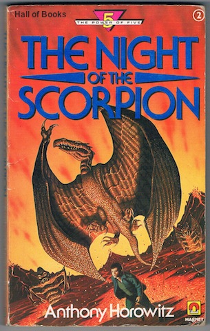 Image for The Night Of The Scorpion