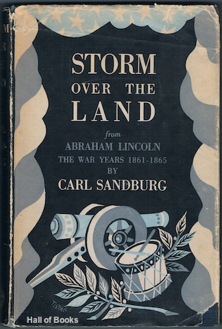Image for Storm Over Land. From Abraham Lincoln: The War Years 1861-1865