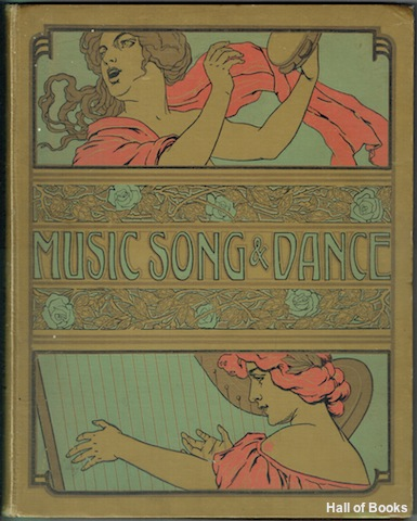 "Image for ""Music, Song And Dance: A Selection Of Classic And Modern Compositions"""