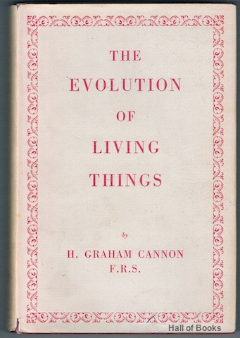 Image for The Evolution Of Living Things