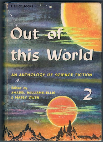 Image for Out Of This World 2: An Anthology Of Science Fiction