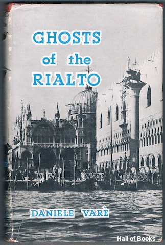 Image for Ghosts Of The Rialto