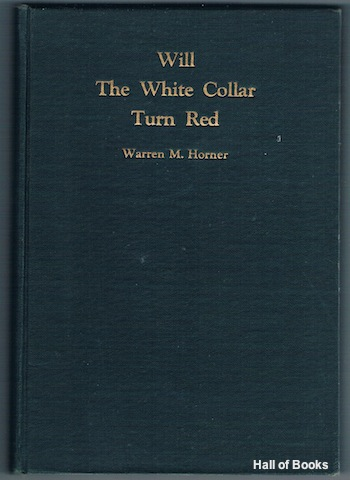 Image for Will The White Collar Turn Red?