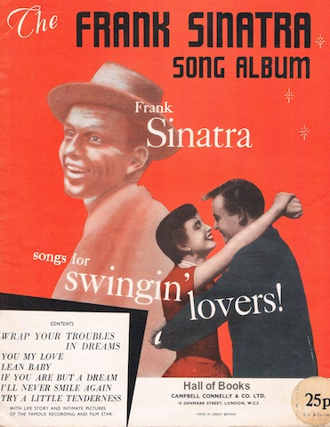 Image for The Frank Sinatra Song Album: Songs For Swinging Lovers