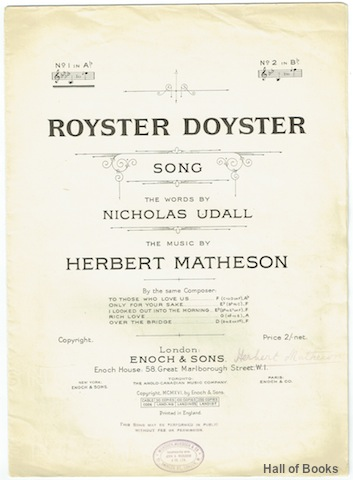 Image for Royster Doyster