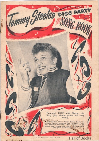 Tommy Steele's Disc Party Song Book