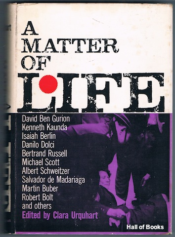 Image for A Matter Of Life
