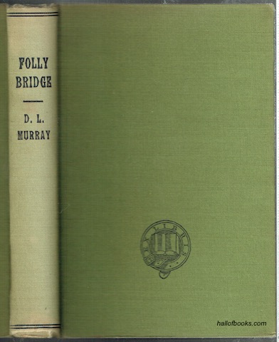 Image for Folly Bridge: A Romantic Tale