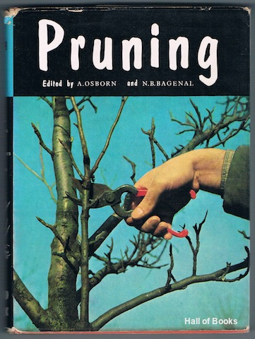 "Image for ""Pruning: A Practical Handbook On The Pruning Of Ornamental And Flowering Trees And Shrubs, Rose Trees And Fruit Trees """