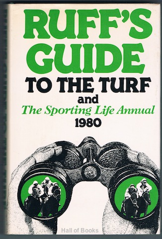 Image for Ruff's Guide To The Turf And The Sporting Life Annual 1980