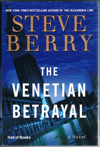 Image for The Venetian Betrayal