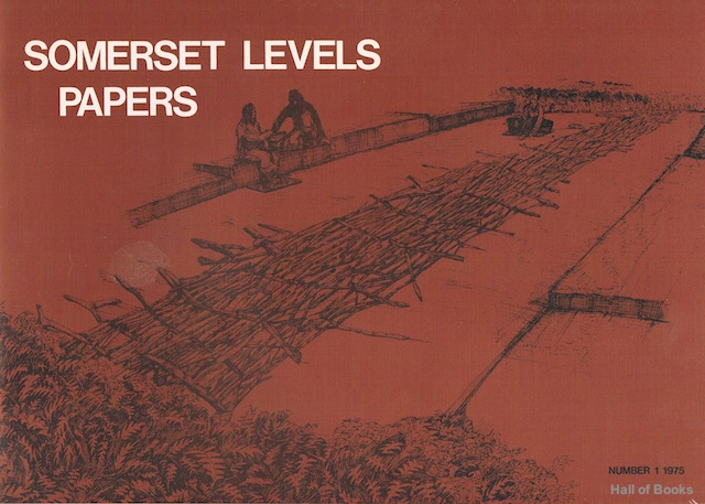 "Image for ""Somerset Levels Papers: Number 1, 1975"""